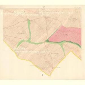 Kunowitz (Kunowice) - m1435-1-020 - Kaiserpflichtexemplar der Landkarten des stabilen Katasters