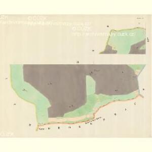Hutisko - m0938-1-008 - Kaiserpflichtexemplar der Landkarten des stabilen Katasters