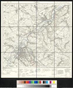 Meßtischblatt 94(3005) : Glauchau, 1936