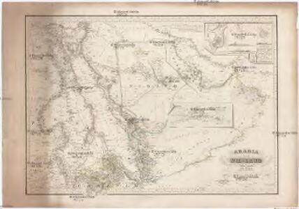 Arabia und das Nil-Land