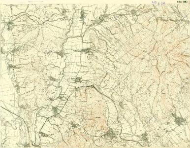 III. vojenské mapování 4567/1