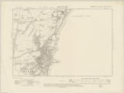 Hampshire & Isle of Wight XCIX.NW - OS Six-Inch Map
