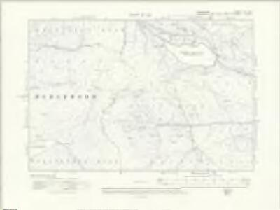 Lancashire LXV.NW - OS Six-Inch Map
