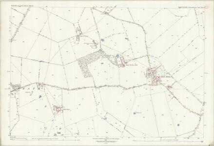 Shropshire XXII.11 (includes: Stanton Upon Hine Heath) - 25 Inch Map