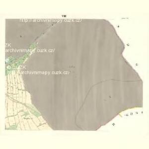 Passek - m2230-1-008 - Kaiserpflichtexemplar der Landkarten des stabilen Katasters