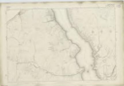 Dumbartonshire, Sheet VIII - OS 6 Inch map