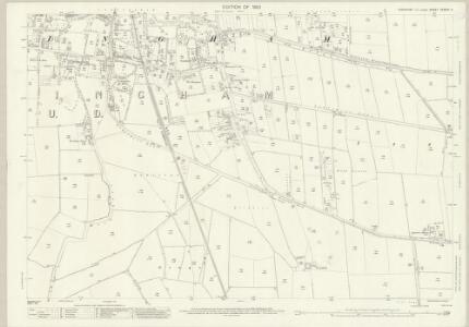 Yorkshire CCXXVI.9 (includes: Haltemprice; Sculcoates) - 25 Inch Map