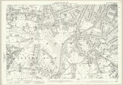 Warwickshire XIII.12 (includes: Birmingham) - 25 Inch Map