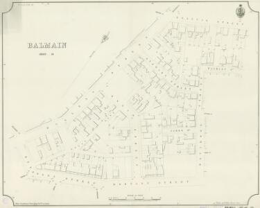 Balmain, Sheet 46, 1890