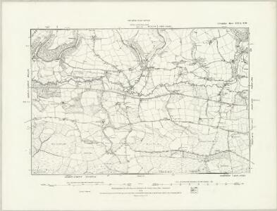 Devonshire XXIII.SE - OS Six-Inch Map
