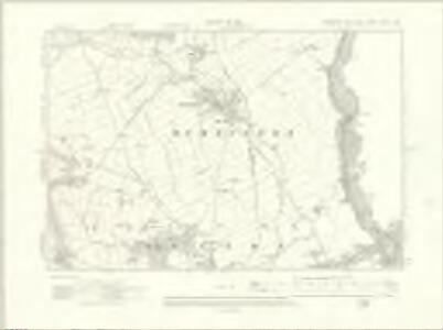 Yorkshire LXXVII.NE - OS Six-Inch Map