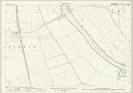 Lincolnshire XLII.3 (includes: Morton; Walkeringham; Walkerith) - 25 Inch Map