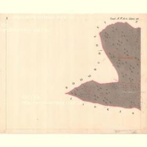 Wölking - m0481-2-001 - Kaiserpflichtexemplar der Landkarten des stabilen Katasters