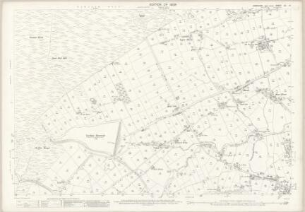 Yorkshire CC.14 (includes: Keighley) - 25 Inch Map