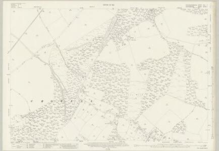 Buckinghamshire XLI.1 (includes: Chinnor; Crowell) - 25 Inch Map