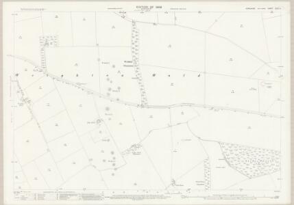 Yorkshire CCIX.3 (includes: Goodmanham; Market Weighton; Sancton) - 25 Inch Map