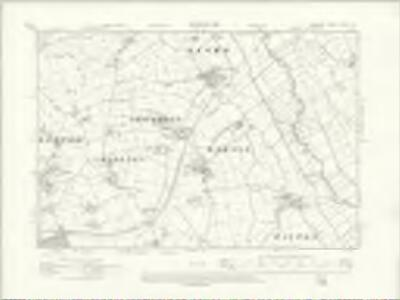 Cheshire XXXI.SE - OS Six-Inch Map
