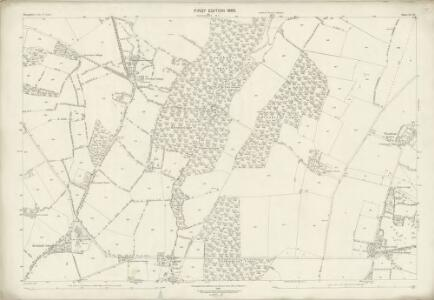 Hampshire and Isle of Wight XC.11 (includes: Cowes; Newport) - 25 Inch Map