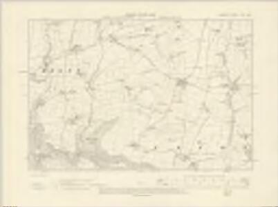 Somerset LVIII.SW - OS Six-Inch Map