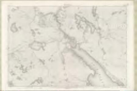 Ross and Cromarty Sheet XLV - OS 6 Inch map