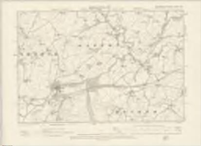 Westmorland XXXIV.SW - OS Six-Inch Map