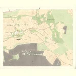 Wellechwin - c8354-1-011 - Kaiserpflichtexemplar der Landkarten des stabilen Katasters