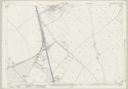Buckinghamshire XXIX.4 (includes: Cheddington; Ivinghoe; Slapton) - 25 Inch Map