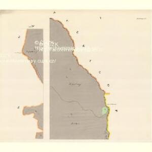 Laucžka - m1610-1-004 - Kaiserpflichtexemplar der Landkarten des stabilen Katasters