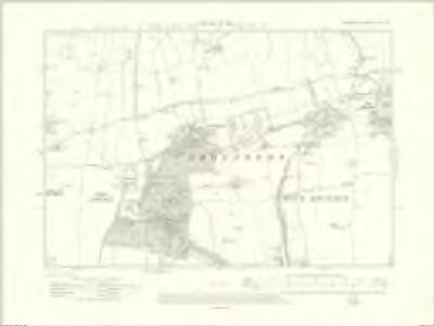 Berkshire XIV.SE - OS Six-Inch Map