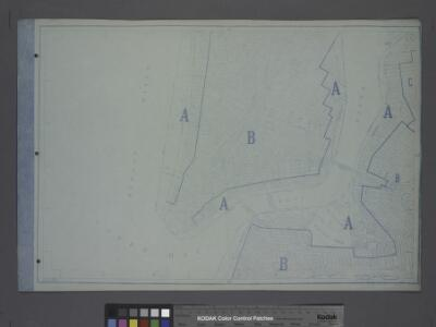 Area District Map Section No. 12; Area district map / City of New York, Board of Estimate and Apportionment.