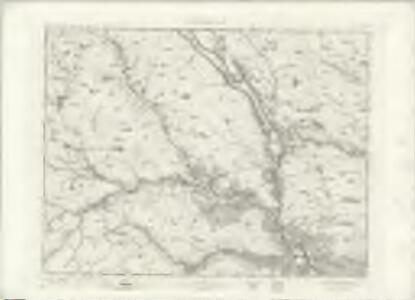Lairg - OS One-Inch map