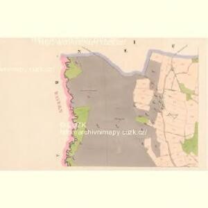 Rosshaupt - c6597-1-001 - Kaiserpflichtexemplar der Landkarten des stabilen Katasters