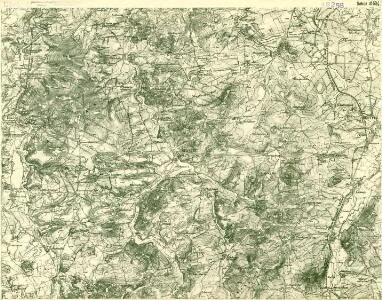 III. vojenské mapování 4150/4