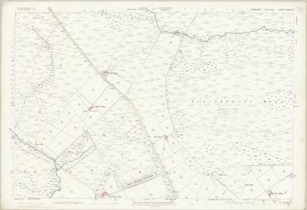 Yorkshire CXXXV.15 (includes: Bewerley; Dacre; Thornthwaite With Padside) - 25 Inch Map