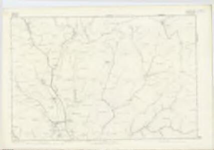 Dumfriesshire, Sheet XVIII - OS 6 Inch map