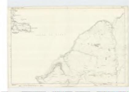 Argyllshire (Islands of Rum, Sanday &c), Sheet LX - OS 6 Inch map