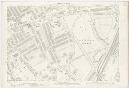 London X.69 - OS London Town Plan