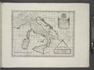 Italy, Sicily, &c.