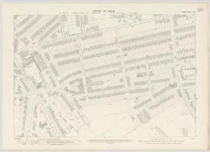 London VI.20 - OS London Town Plan
