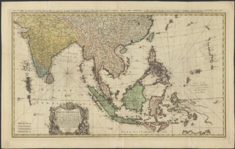 Carte des Indes Orientales