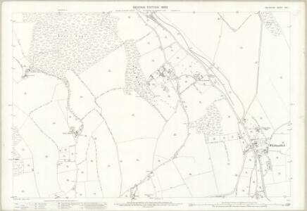 Wiltshire XXX.1 (includes: Aldbourne; Ramsbury) - 25 Inch Map