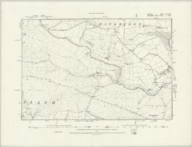 Somerset LVIA.NE - OS Six-Inch Map