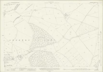 Oxfordshire XXXIV.6 (includes: Beckley and Stowood; Horton Cum Studley; Stanton St John; Waterperry) - 25 Inch Map
