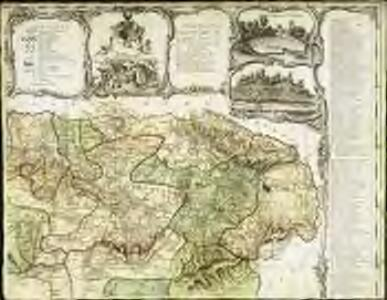 Map of Hampshire, including the Isle of Wight, 2