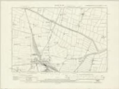 Cambridgeshire XII.SW - OS Six-Inch Map