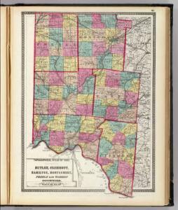 Butler, Clermont, Hamilton, Montgomery, Preble and Warren counties.