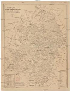 Charte des Jungbunzlauer Kreises im Königreiche Boehmen