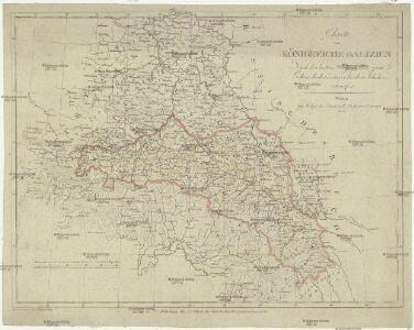 Charte vom Königreiche Galizien