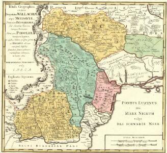 Tabula Geographica