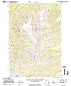 West Boulder Plateau